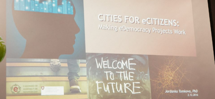 Воркшоп «Making e-Democracy Projects Work in Cities: Starting Simple but Aiming Wide»
