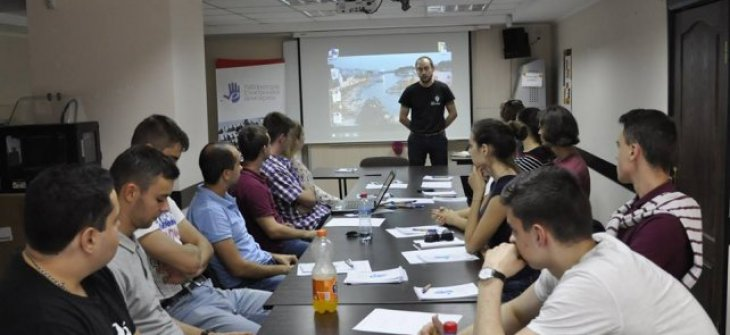 E-DEMOCRACY WORKSHOPS HELD